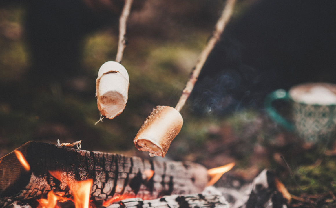 ittle Mississagi Campground Camp Fire